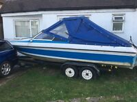 Sell boat 21 ft