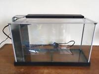 Micro fish tank L50cm/W18/H30