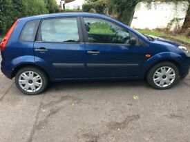 Ford fiesta 2008 - £1600 LOW MILEAGE