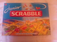 Junior Scrabble in excellent condition.
