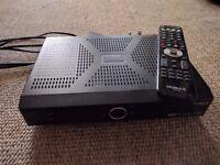 Humax HD-FOX T2 Freeview HD Set Top Box & Remote