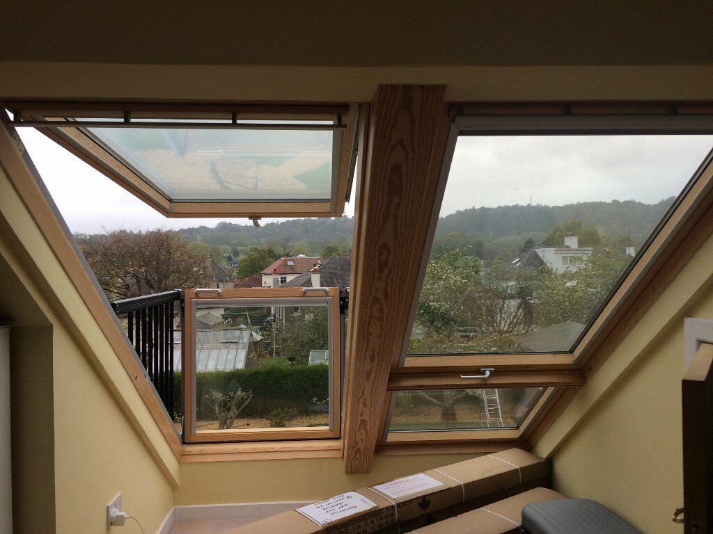2 No Velux Cabrio Balcony Windows In Blackhall Edinburgh Gumtree