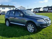 2005 vw touareg v6 tdi remapped all the extras and 6 months warranty