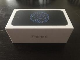 iPhone 6 64Gb Black Fully Boxed with Accessories