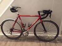Trek road racing bike for sale