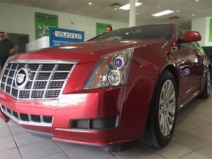 2013 Cadillac CTS 3.6L V6 ** TRÈS RARE ** BAS KM  2013 AU PRIX D