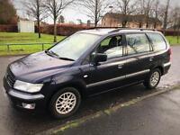 ( 7 Seater ) Mitsubishi Space Wagon Automatic MPV GDI! 89k Like Zafira Touran Galaxy Verso Sharan!