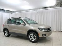 2015 Volkswagen Tiguan Almost NEW!! 2.0 TSi 4-Mo All-Wheel Drive