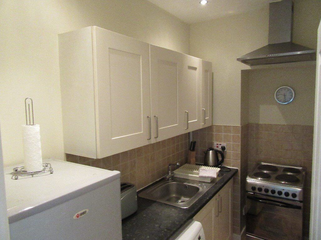 2 Bed Flat In City Centre