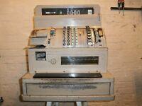 Old, Antique?, National Cash Register, Till.