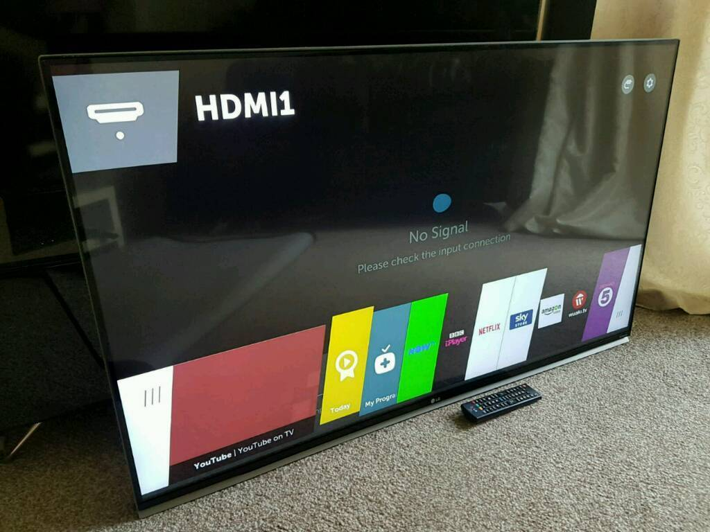 Lg 49 inch full ads buy & sell used - find right price here