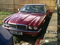 Jaguar XJ6 Executive, Auto, 1997, Red, Low Miles, only 67000 miles and 3 previous owners
