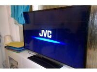 """40"""" JVC Led full HD ,,£140,,I can Deliver(07550461227)"""