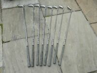 GOLF CLUBS WITH BAG