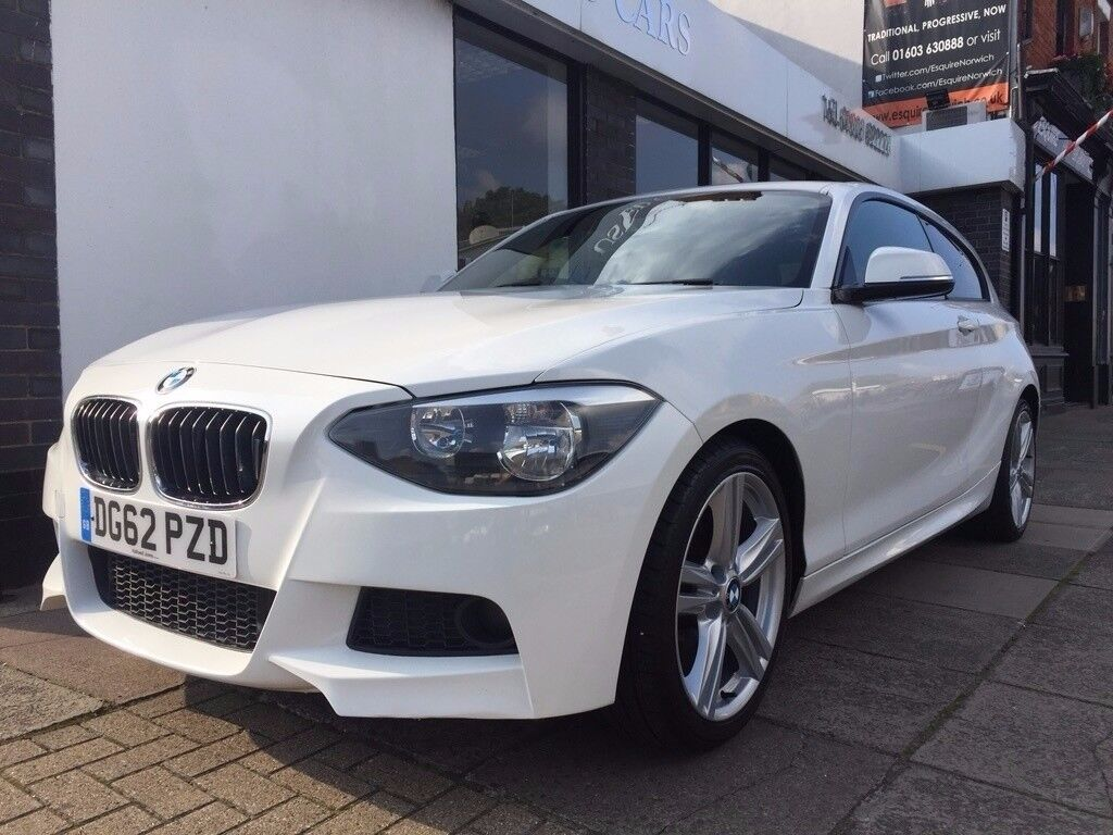 BMW 1 Series 2.0 118d M Sport Sports Hatch 3dr ONLY £30.00 PER YEAR ROAD TAX