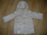 Mothercare faux fur coat/jacket for girl 2-3 years. Excellent condition.