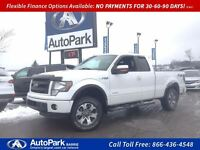 2013 Ford F-150 FX4 Offroad EcoBoost| Low Km| Bed Liner