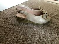 Selection of size 4 ladies comfort shoes (new)