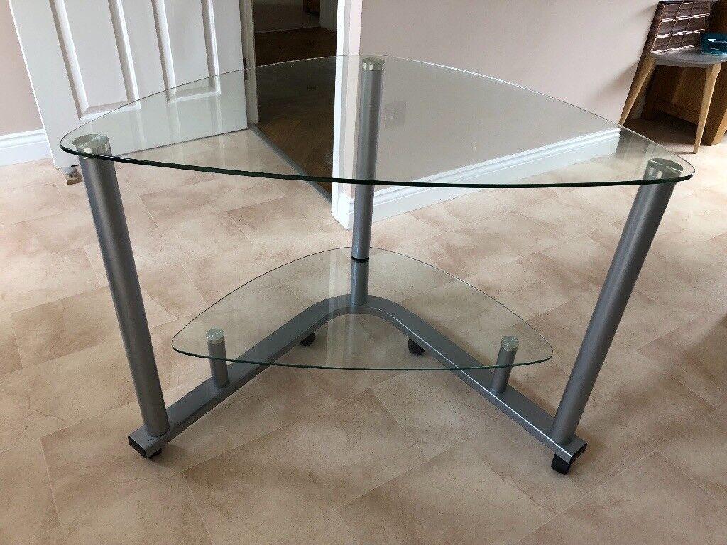 Curved Corner Desk Argosy Console Desk