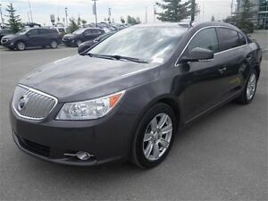 2012 Buick LaCrosse Leather AWD Nav Sunroof