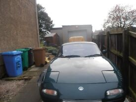 mx5 breaking for spares