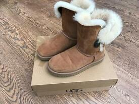 Ugg Bailey Button Boots