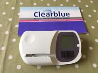 Clear blue fertility monitor