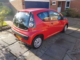Citroen C1-2007 (Cat c/d) 54,000 miles great condition for year