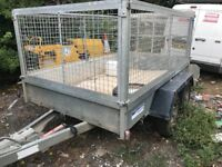 Trailer challenger good condition 8foot long by 5 foot