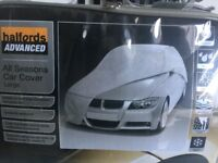 Halfords all seasons car cover