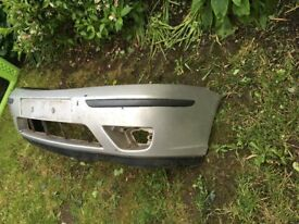 silver ford focus front bumper