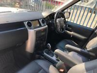 L/ROVER DISCOVERY 3 2.7 TD V6 SE 7 SEATER AUTO LEATHER SAT NAV