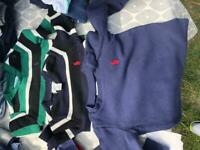 3 Ralph Lauren jumpers