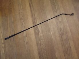 Horse riding crops - 1x 35 inch £3.95 black