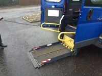 Ricon Wheelchair Tail Lift