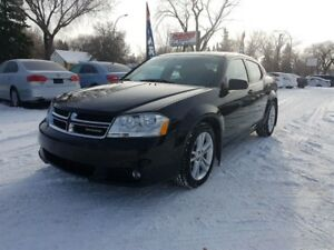 2011 Dodge Avenger SXT Heated Seats & Sunroof