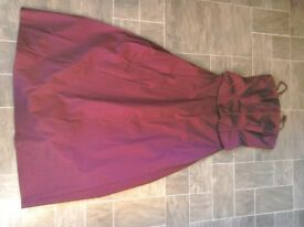 2 Piece Ball Gown / Prom / Bridesmaid Dress