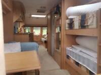 Touring Caravan Elddis 2005/ 6berth