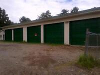 Commercial 1-5 Lg Bay Garage auto/heavy equip, can be divided