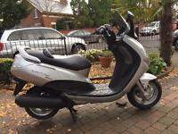 Some nice 125cc scooters and bikes from £595 at kickstart Belfast