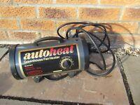 AutoHeat Greenhouse heater
