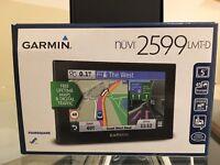 GARMIN Nüvi 2599 LMT-D * NEW in the box