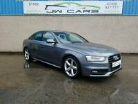 Audt A4 tdi s-line. FINANCE AVAILABLE