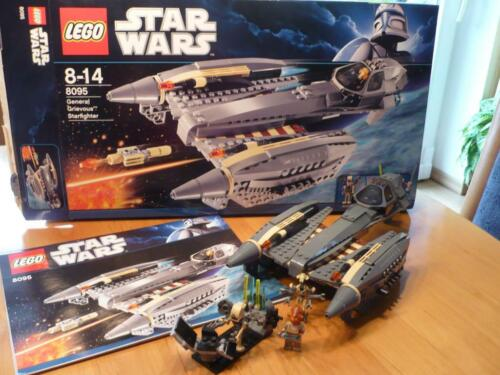 günstig kaufen 8095 LEGO Star Wars General Grievous' Starfighter