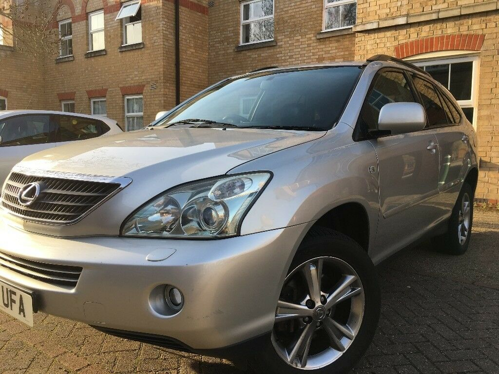 Huge Spec 2006 Lexus Rx400h Se L Cvt Auto 3 Petrol Hybrid Lovely Looking 4x4