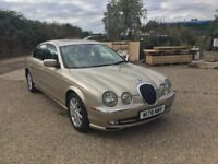 ONE OWNER FROM NEW JAGUAR XTYPE AUTOMATIC JAGUAR HISTORY SUPERB ORIGINAL CONDITION DRIVES LIKE NEW