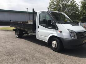 Ford transit tipper 350 edition
