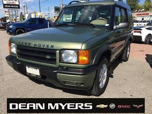 2001 Land Rover Discovery SE7