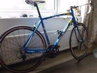 Hybrid Racing Bike