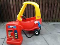 Little Tikes Car & Petrol Pump